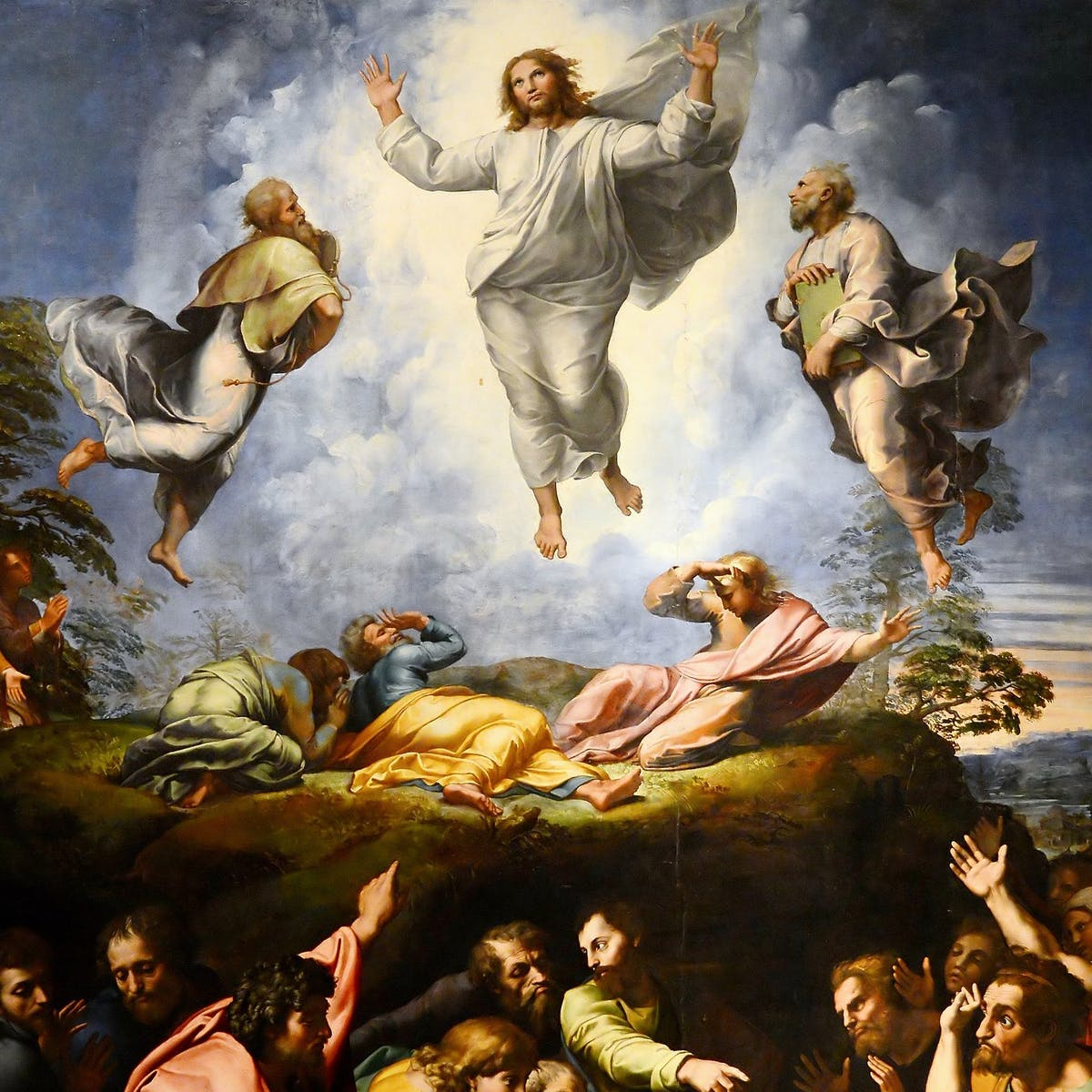 The long history of how Jesus came to resemble a white European