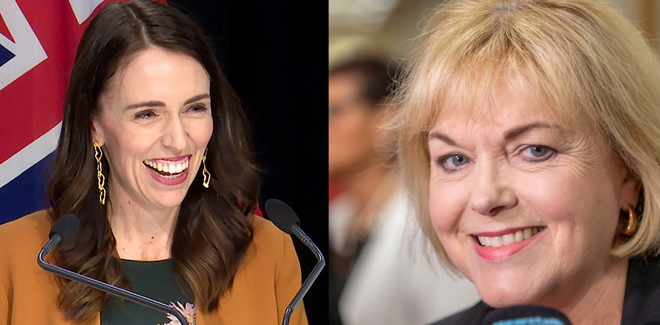 Two months from New Zealand's election, National gambles on Judith Collins crushing Jacinda Arderns charisma
