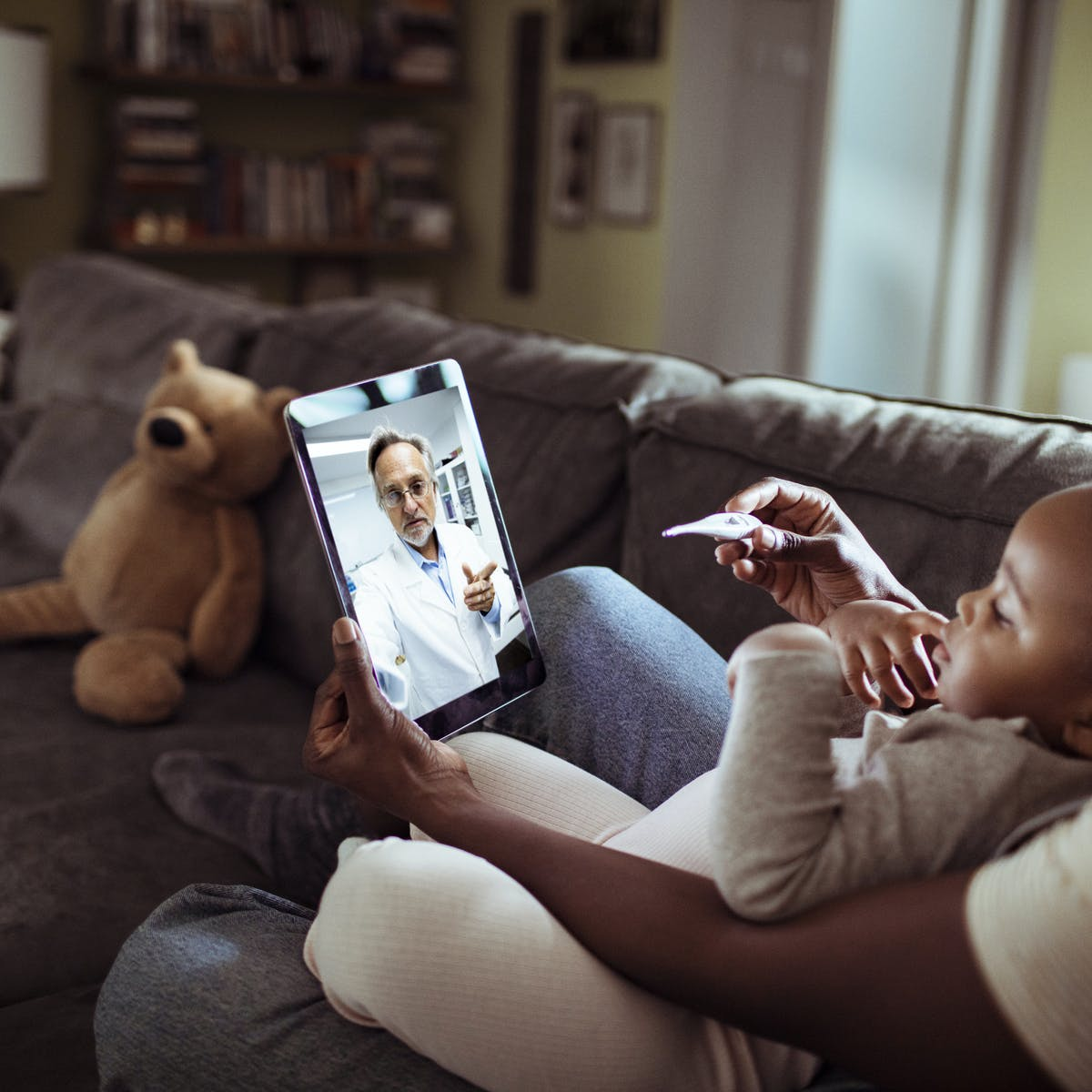 Is telehealth as good as in-person care? A telehealth researcher ...