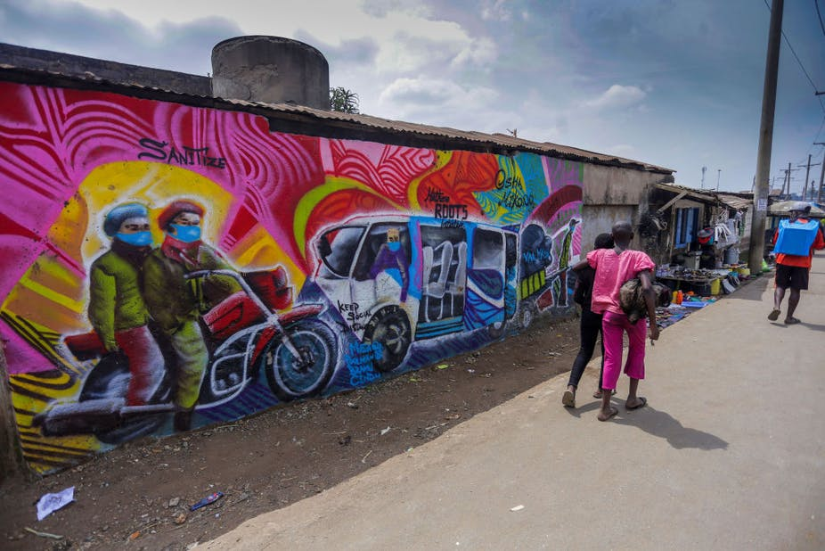 Billy Mutai/SOPA Images/LightRocket via Getty Images