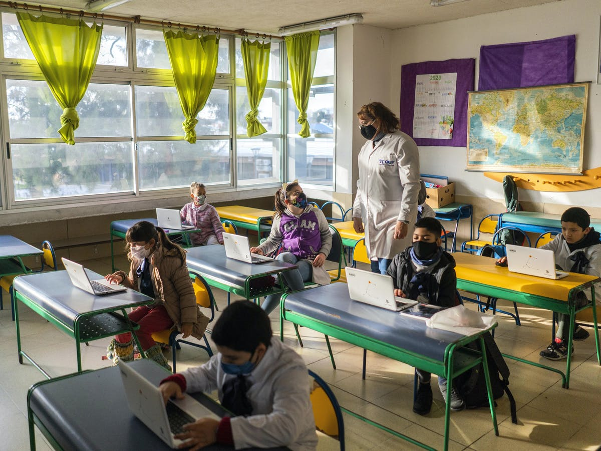 How other countries reopened schools during the pandemic – and what the US  can learn from them