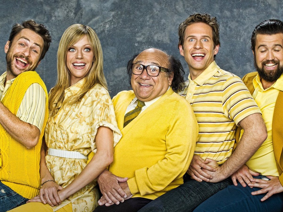 It's Always Sunny in Philadelphia, the funniest, filthiest comfort TV around