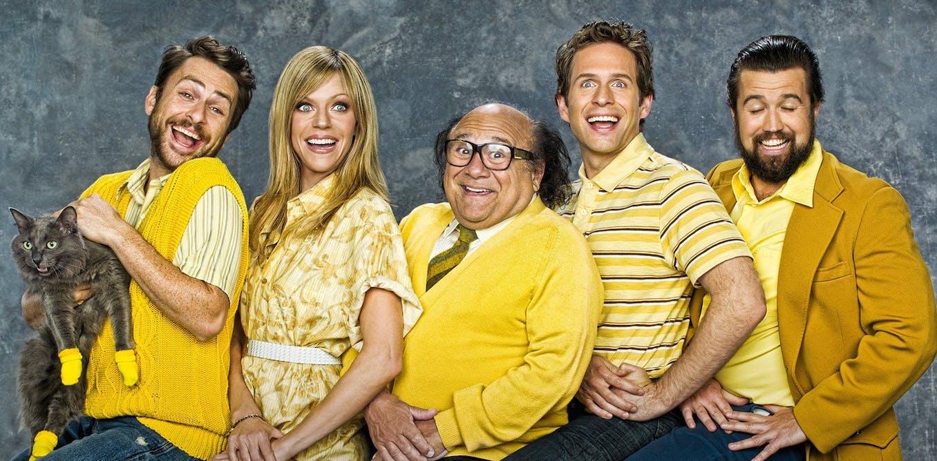 Its Always Sunny in Philadelphia, the funniest, filthiest comfort TV around