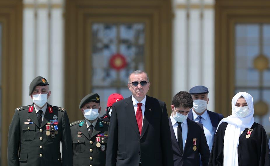 Turkey: how Recep Tayyip Erdoğan is using coronavirus to clamp down further  on dissent
