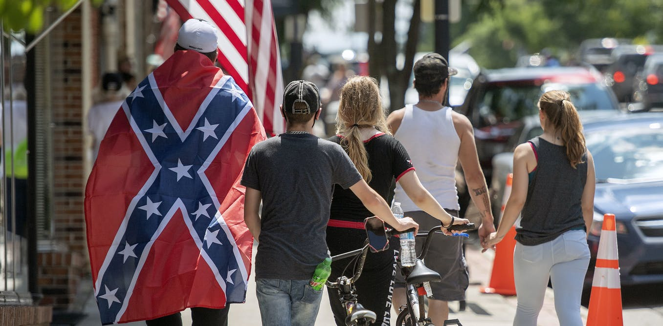 Seeing red: the problematic history behind the Confederate flag