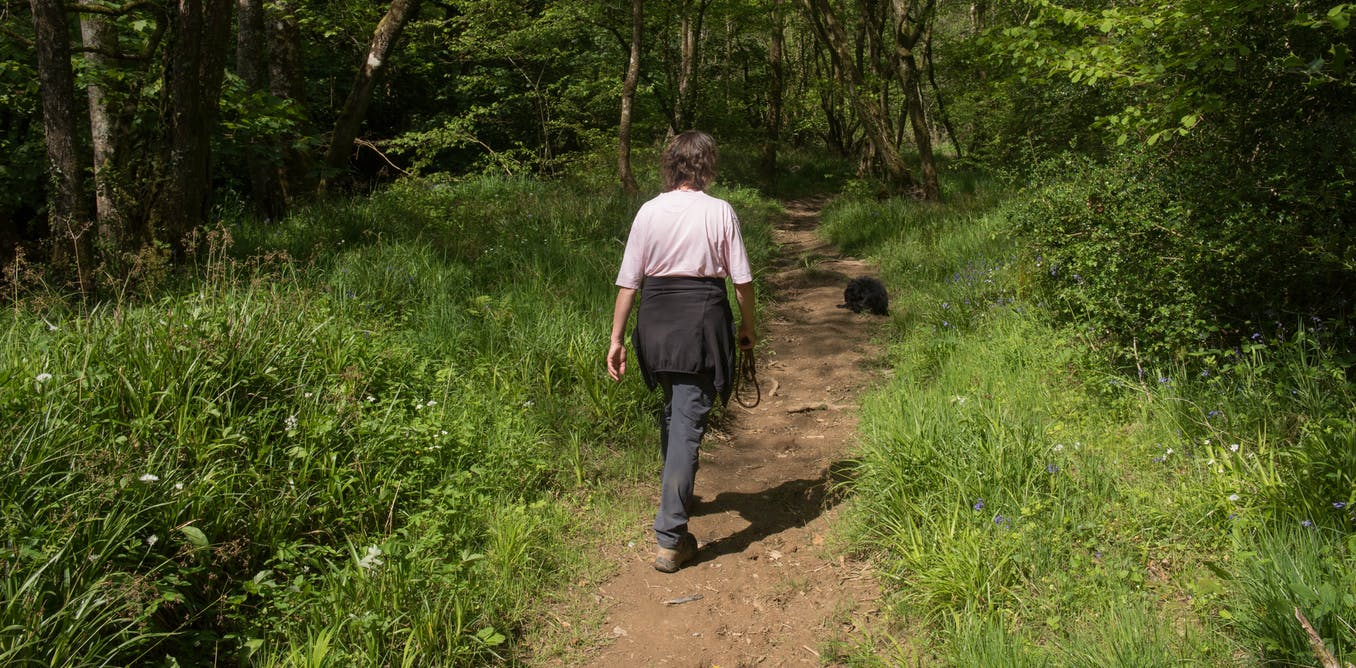 Green prescriptions: should your doctor send you for a walk in the park?