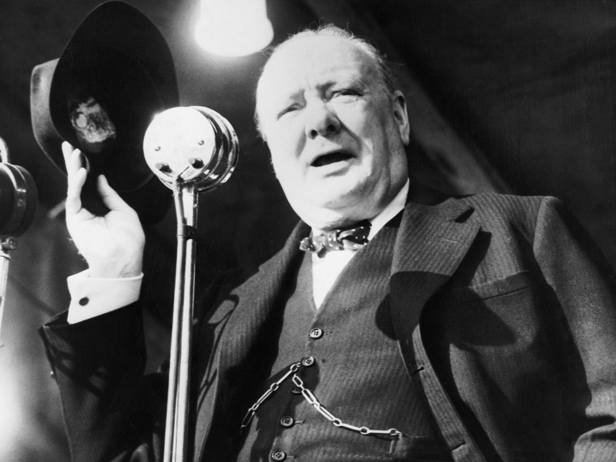 When a winner becomes a loser: Winston Churchill was kicked out of ...