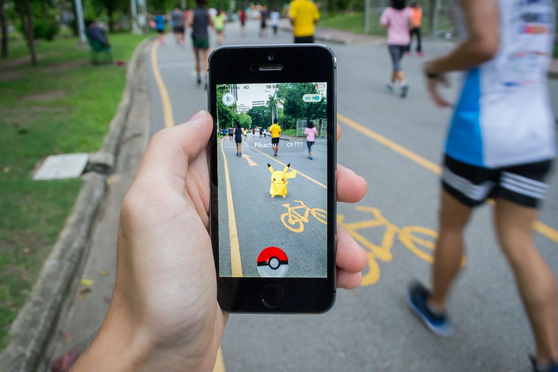 Juegos como Pokémon Go ayudan a fomentar la participación ciudadana
