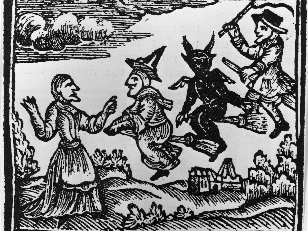 La Invención De La Brujería Satánica Al Principio Nadie Creía Pero Después Vino La Caza De Brujas