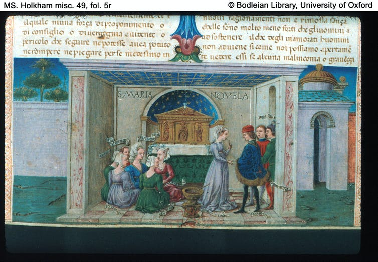 Guide to the Classics: Boccaccio's Decameron, a masterpiece of plague and resilience