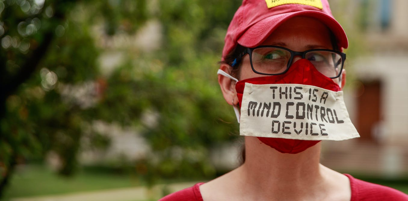 What to do with anti-maskers? Punishment has its place, but can also entrench resistance
