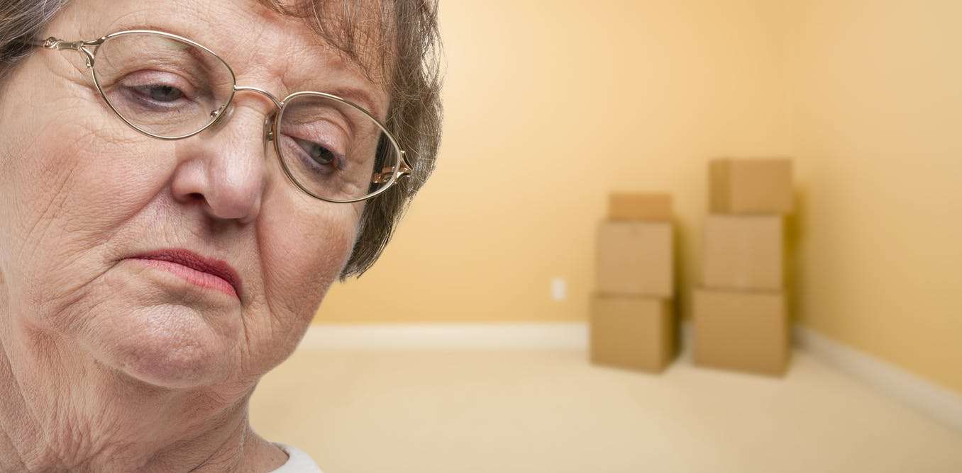 Uprooting, no matter how small a plant you are, is a trauma: older women renters are struggling