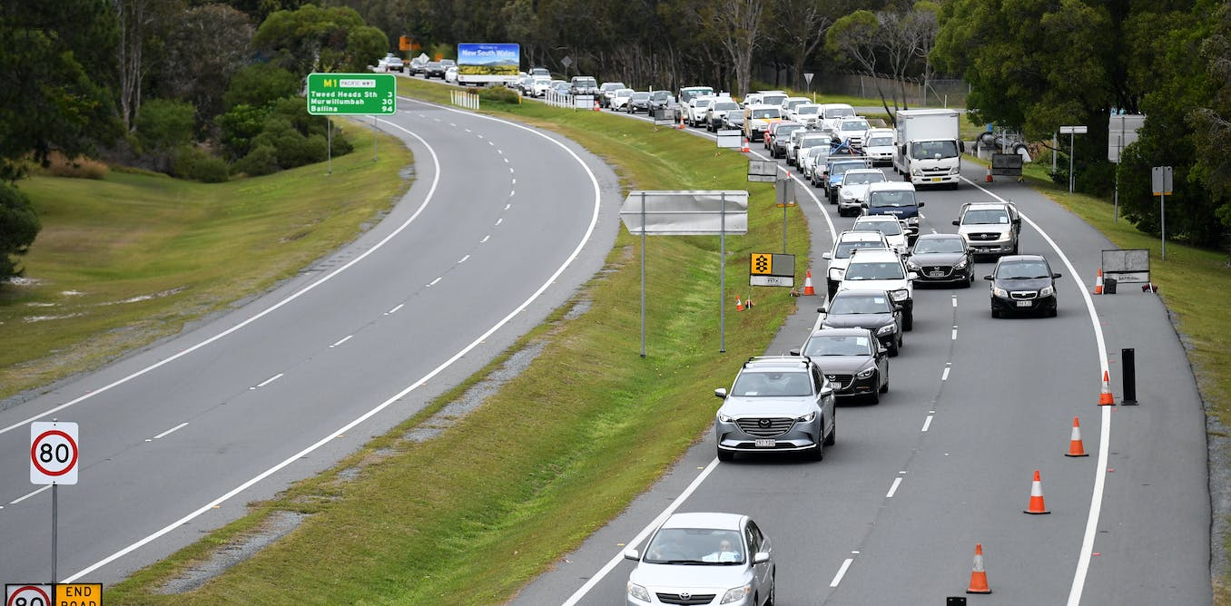 View from The Hill: With an abundance of caution, Palaszczuk puts out the unwelcome mat to Sydneysiders