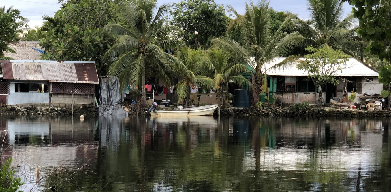 Pacific Islands must stop relying on foreign aid to adapt to climate change, because the money won't last
