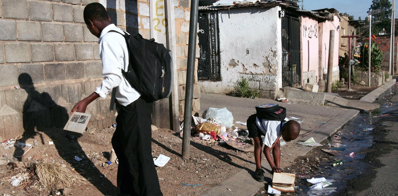 South African policy isn't connecting child nutrition and sanitation