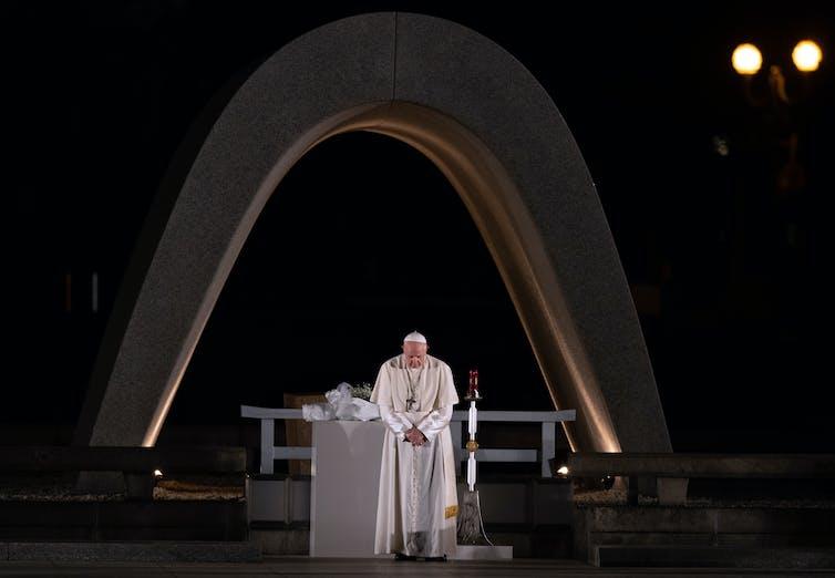 75 años después de Hiroshima y Nagasaki, el Vaticano brinda orientación moral sobre las armas nucleares
