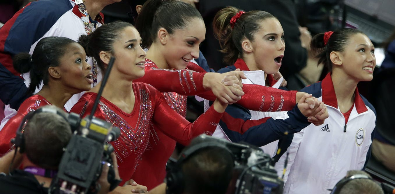 Girls no more: why elite gymnastics competition for women should start at 18
