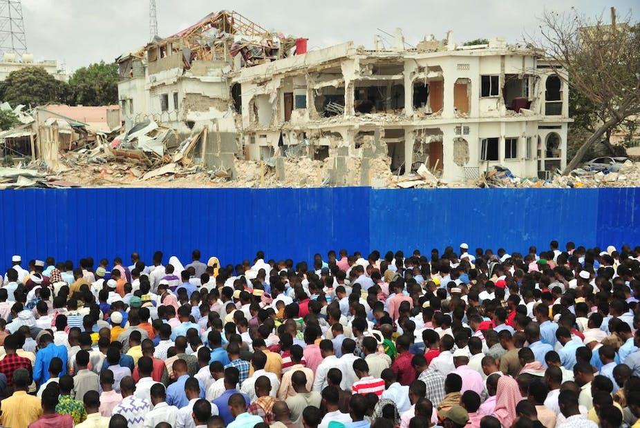 Mohamed Abdiwahab/AFP via Getty Images