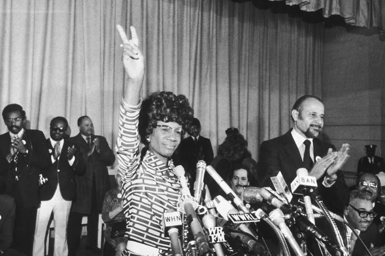 Before Kamala Harris, many Black women aimed for the White House-5