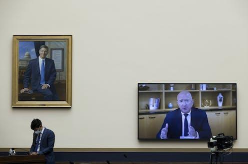 Jeff Bezos at antitrust subcommittee hearing