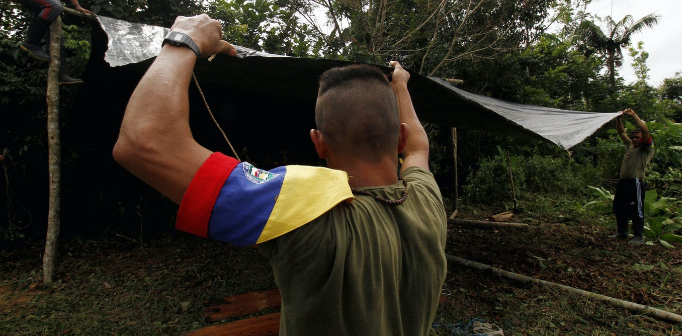 What the coronavirus pandemic looks like for Colombia's former FARC fighters
