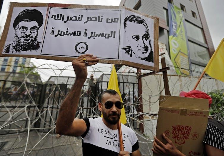 Soutien au Hezbollah
