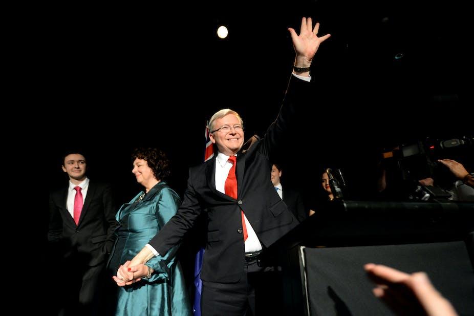 Rudd Makes His Final Zip