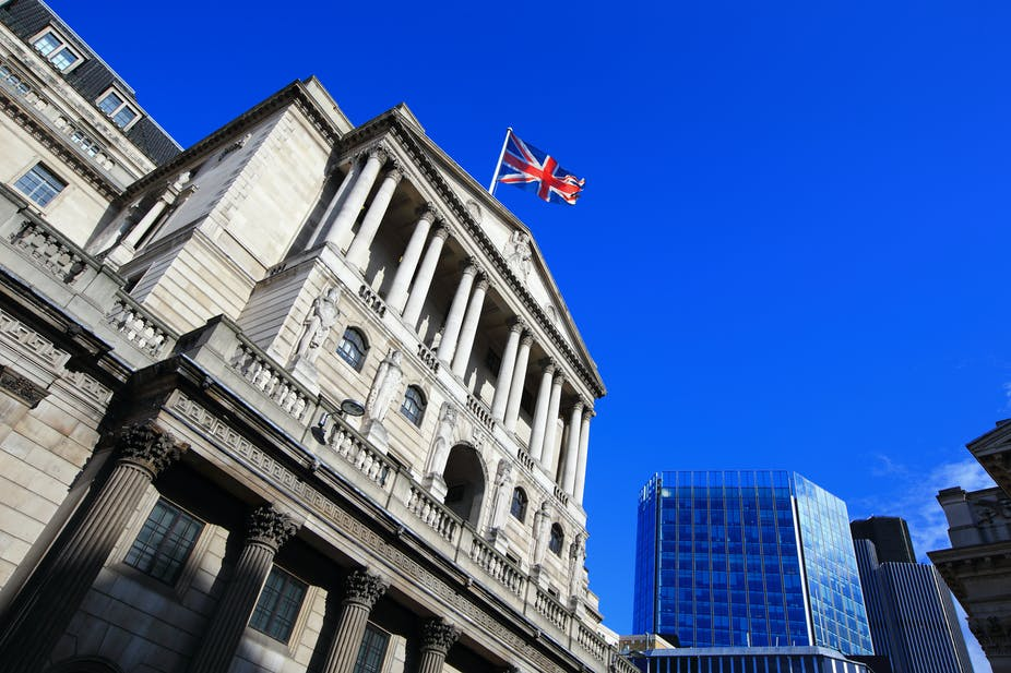 Bank Of England Is Considering Negative Interest Rates It Doesn T Need To Yet