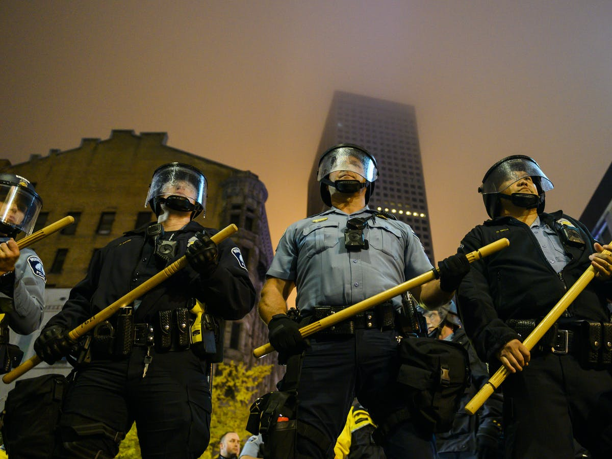 Why Police Unions Are Not Part Of The American Labor Movement