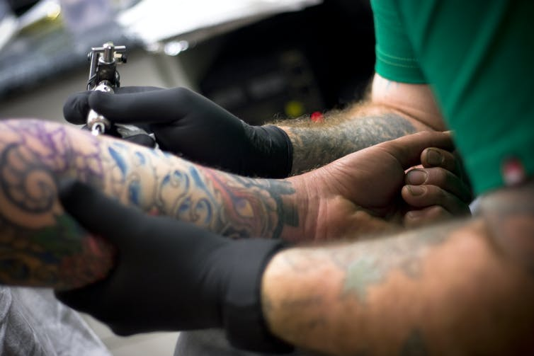 Explainer: who owns the copyright to your tattoo?