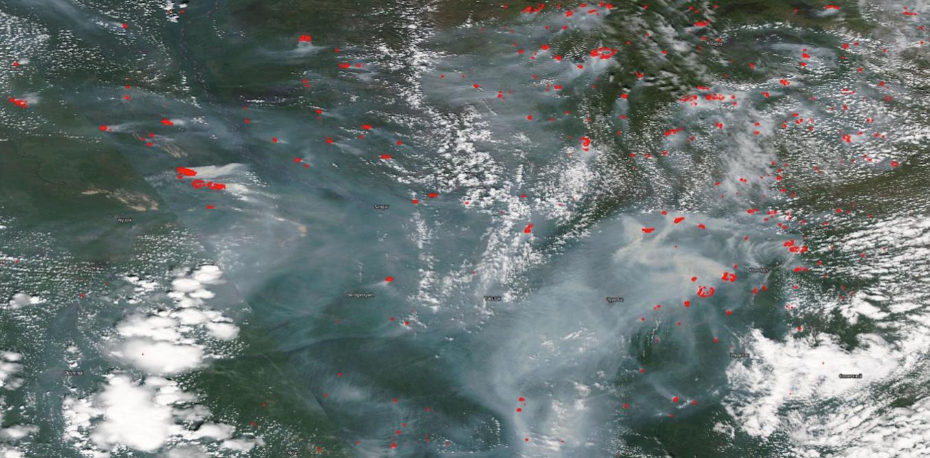 Réchauffement climatique et phénomène météo exceptionnel : décryptage de la canicule en Sibérie