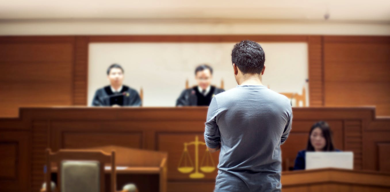Do criminals freely decide to commit offences? How the courts decide