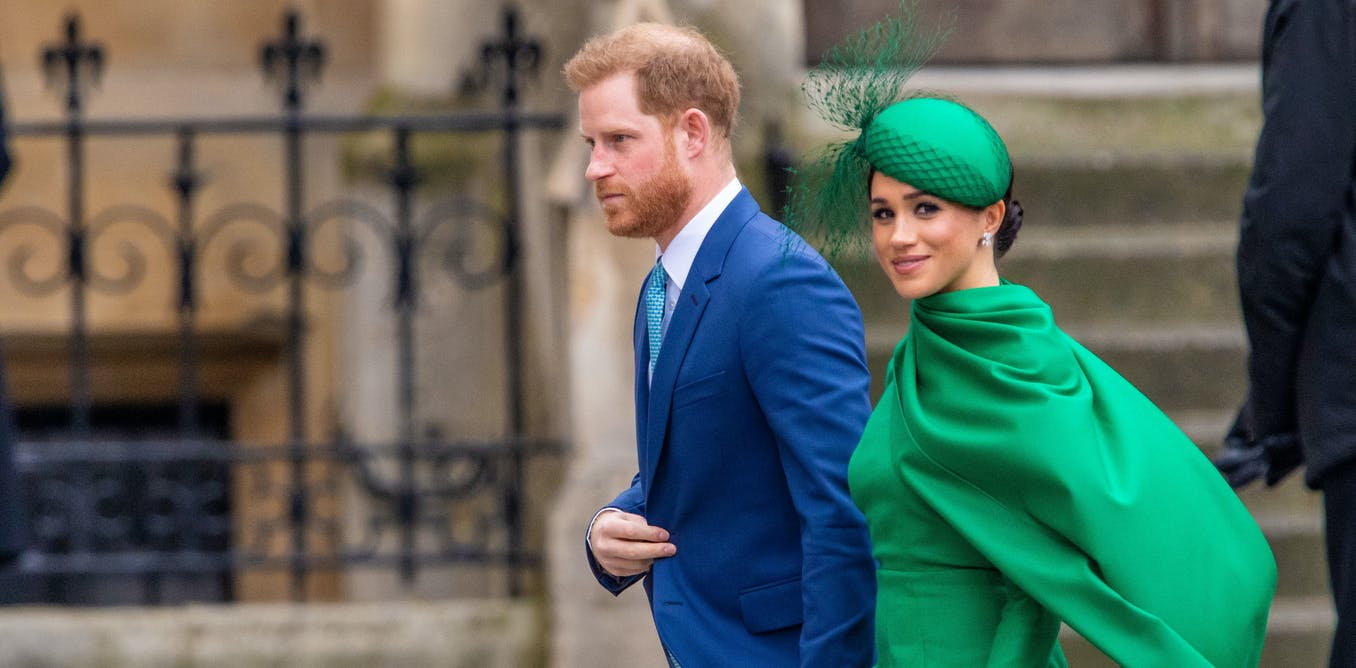 Finding Freedom: the new Harry and Meghan book is the latest, risky move in a royal PR war