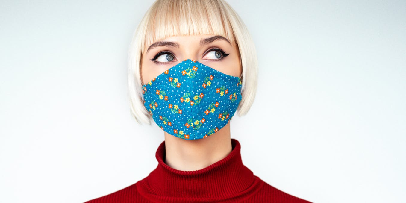 How do I know if my mask actually works? What about the 'candle test'? - The Conversation AU