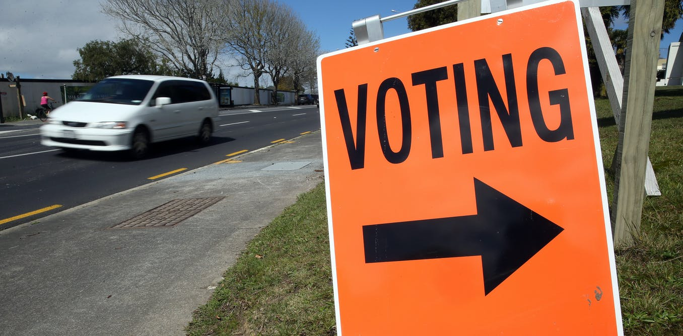 Voting is an essential service too. New Zealand cant be afraid to go to the polls, even in lockdown