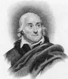 Retrato de Lorenzo da Ponte