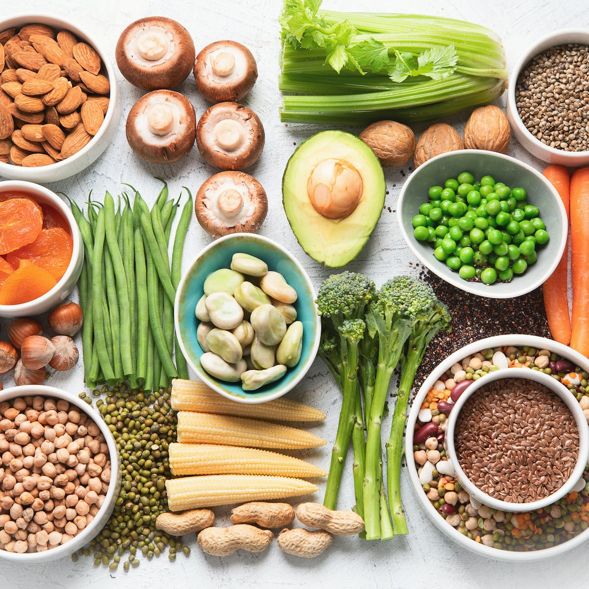 Vegetarian and vegan diet: five things for over-65s to consider when  switching to a plant-based diet
