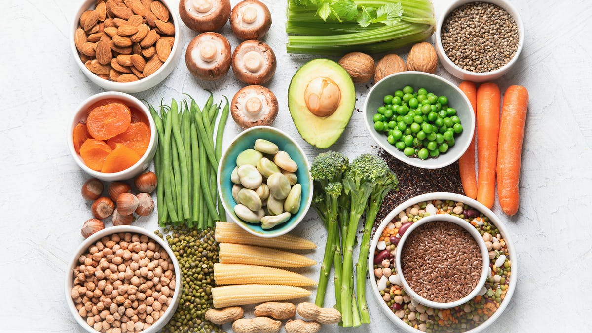 Vegetarian And Vegan Diet Five Things For Over 65s To Consider When Switching To A Plant Based Diet