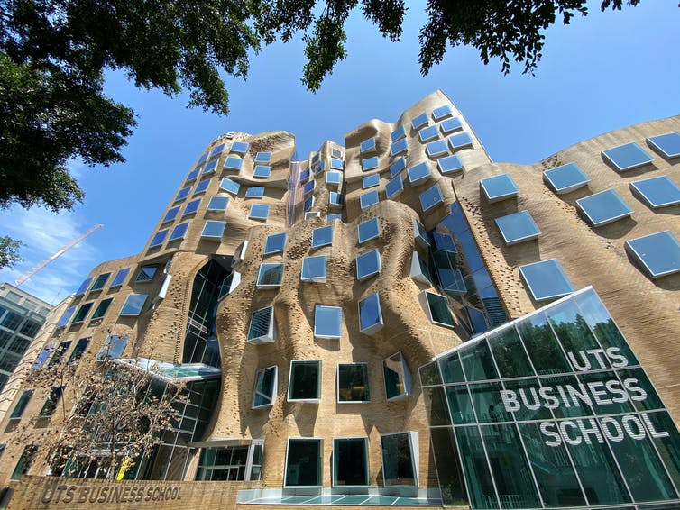 UTS Business School building