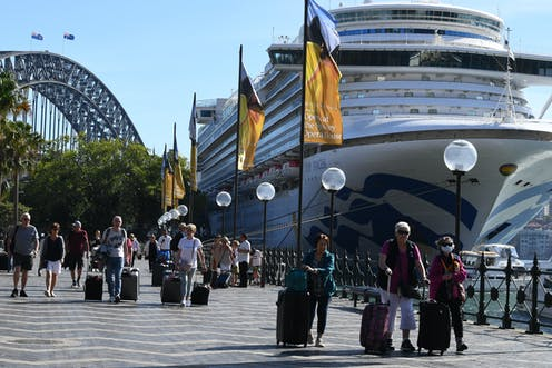 Ruby Princess inquiry blames NSW health officials for debacle