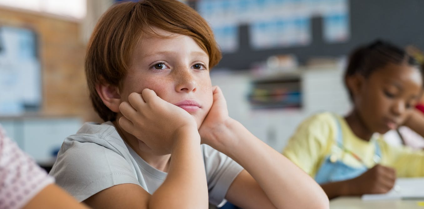 Why every teacher needs to know about childhood trauma