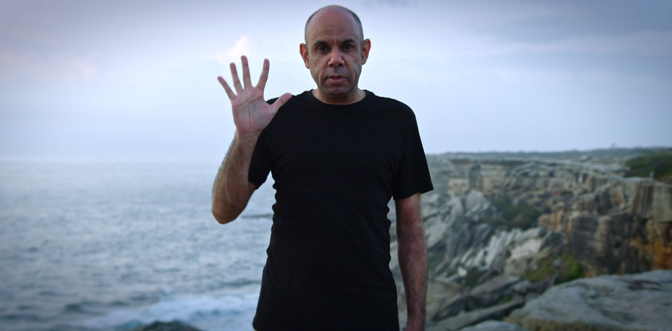 Looky Looky Here Comes Cooky: the view from the shore told through songlines, with generosity