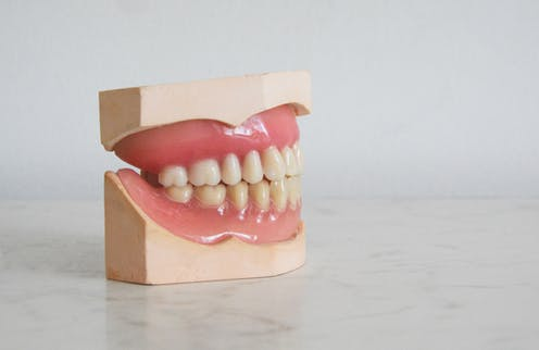 Healthy teeth contributes to a healthy body.