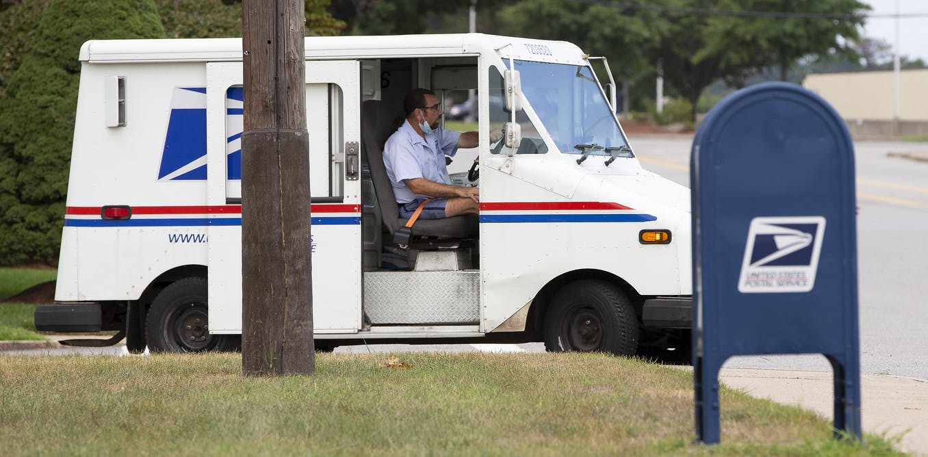 Explainer: what is the controversy around the US postal service and how might it affect the election?