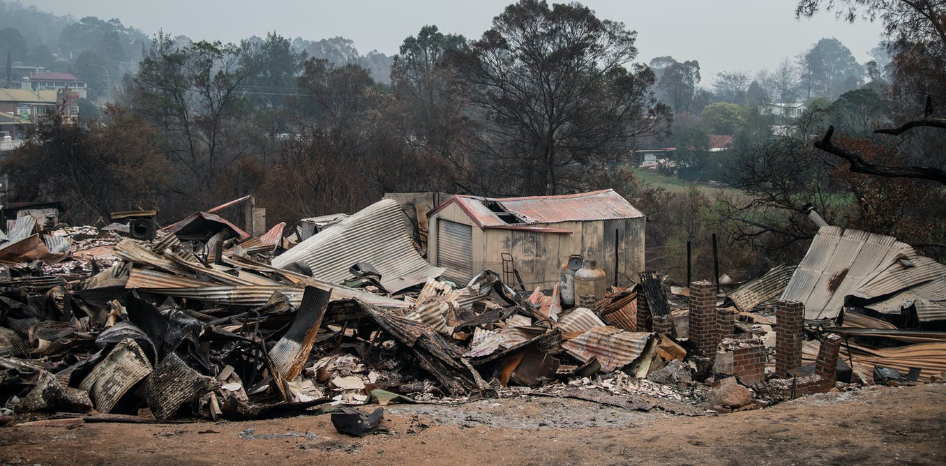When bushfires meet old septic tanks, a disease outbreak is only a matter of time