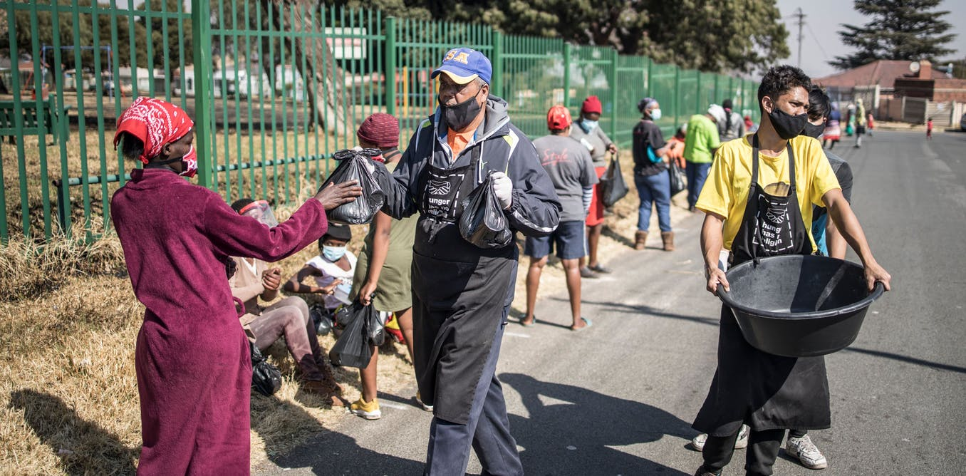 COVID-19: how the lockdown has affected the health of the poor in South Africa