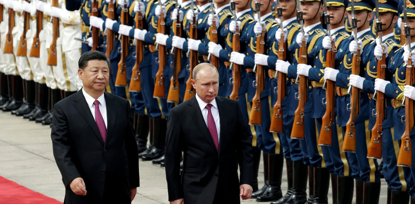 Australias strategic blind spot: Chinas newfound intimacy with once-rival Russia
