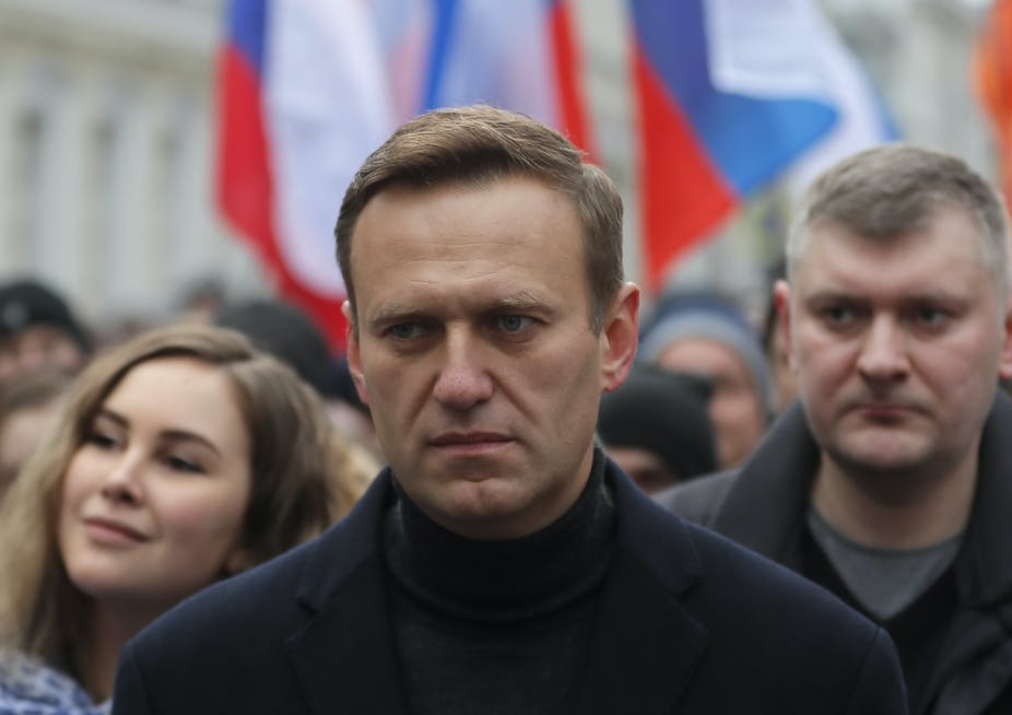 Alexei Navalny Suspected Poisoning Why Opposition Figure Stands Out In Russian Politics