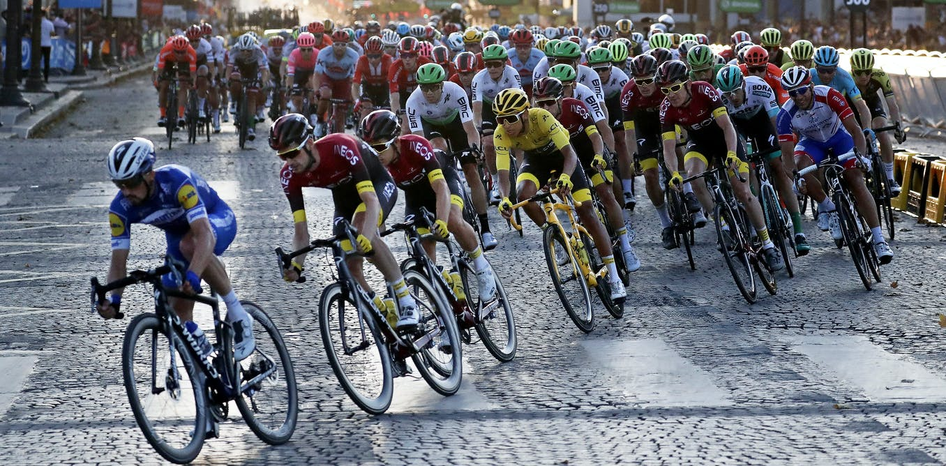 Tour De France 2020 Facing Up To Professional Cycling S History Of Anti Blackness