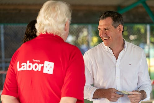 Labor likely to win NT election; federal Labor trails by 59-41 in Queensland